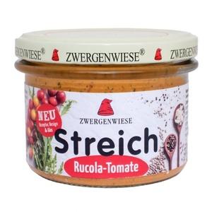 Zwergenwiese Rucola-Tomate Streich bio