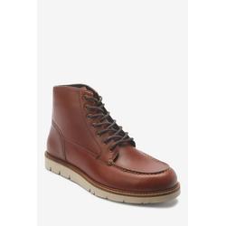 Next Hohe Norweger-Stiefel aus Leder Stiefel 43
