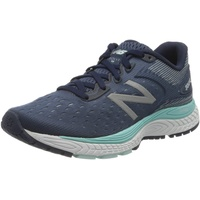 NEW BALANCE Damen WSOLV B d Cross-Laufschuh, Navy, 41.5 EU