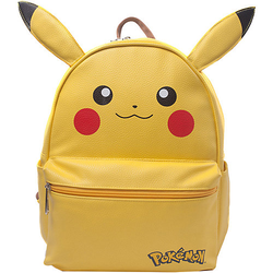 Rucksack Pikachu gelb