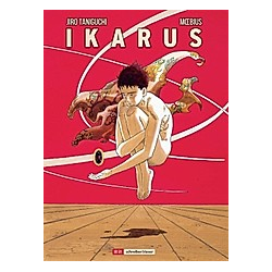Ikarus. Moebius  - Buch