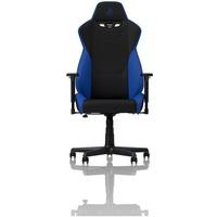 Gaming Chair blau / schwarz