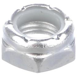 SHORTYS BULK Kingpin Mutter silver