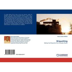 Briquetting als Buch von Mutiu Kolade AMOSA
