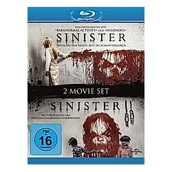 Sinister 2 Movie Set - DVD  Filme