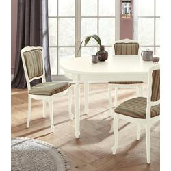 DELAVITA Stuhl 135 2 Stück weiß