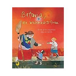 Befana  die Weihnachtsfrau - Buch