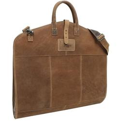 Gusti Leder Kleidersack Sloan, Anzugtasche Kleidertasche Reisetasche Damen Herren