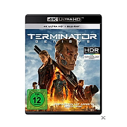 Terminator: Genisys (4K Ultra HD) - DVD  Filme