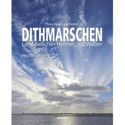 Dithmarschen als Buch von Hans-Jürgen von Hemm