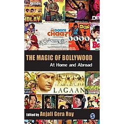 The Magic of Bollywood - Buch
