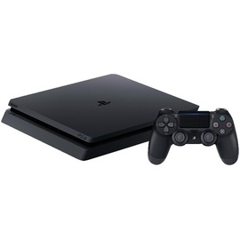 Sony PS4 Slim 500GB + 2x DualShock 4 Wireless Controller