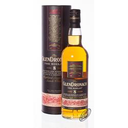 Glendronach 8 YO The Hielan Single Malt Whisky 46% vol. 0,70l