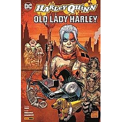 Harley Quinn: Old Lady Harley. Frank Tieri  Inaki Miranda  - Buch