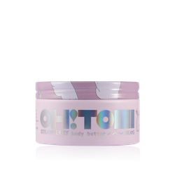 OH!TOMI Body Butter Strawberry 200 g