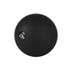 MSports® Pilatesrolle Faszienrolle Set Black Premium Faszienball Peanutball Mini Faszienrolle - Professional Studio Qualität Faszien Set - Massagerolle Foamroller