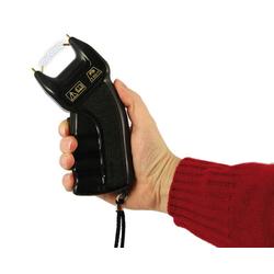 Elektroschocker Power 200 zur Selbstverteidigung,  inklusive Batterie