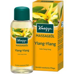 KNEIPP MASSAGEÖL Ylang Ylang pflegend 100 ml