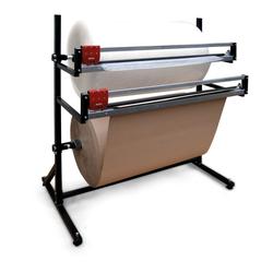 Schneidständer mit halterungen für papier oder folien, 1600 mm