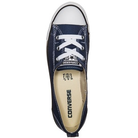 Converse Chuck Taylor All Star Ballet Lace Ox navy / white, 35.5