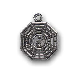 Adelia´s Amulett Feng Shui Glücksbringer, Das Yin Yang Ba Gua Yin - Ausgleich und Harmonie