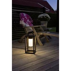 Konstsmide Bologna 7530-750 LED-Gartenleuchte Laterne LED 7W Schwarz