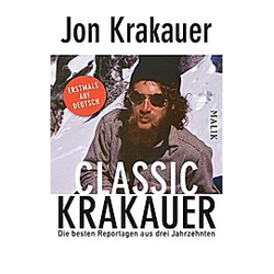 Classic Krakauer. Jon Krakauer  - Buch
