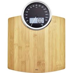 ADE BE 1719 Luna Digitale Personenwaage Wägebereich (max.)=180kg Bambus