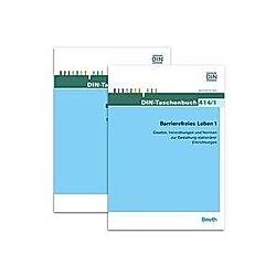 Barrierefreies Leben  2 Bände. Bernd Bösler  - Buch