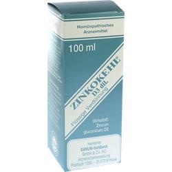 ZINKOKEHL Tropfen D 3 100 ml