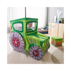 Haba Spiel, Spielzelt Traktor