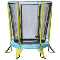 Hudora Safety 140 cm inkl. Sicherheitsnetz grün/blau
