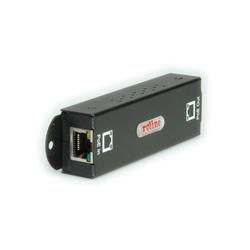 Roline Gigabit PoE+ Verlängerung, schwarz
