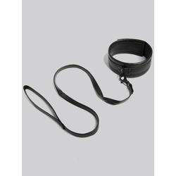 Bondage Boutique Halsband mit Leine