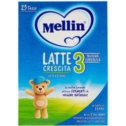 Mellin 3 Wachstumsmilch 800 gr