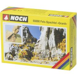 NOCH 60880 Fels-Spachtelmasse Granit 400g