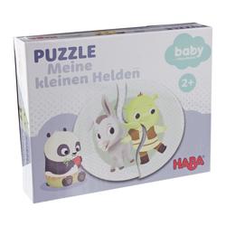 Haba Puzzle Meine Kleinen Helden, 12 Puzzleteile