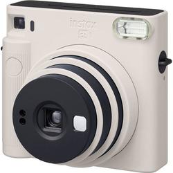 Fujifilm Instax SQ1 Sofortbildkamera Weiß