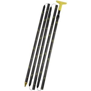 Salewa Lightning Carbon 240 Plus, Black/Yellow, Uni