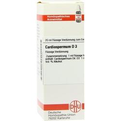 CARDIOSPERMUM D 3