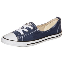 Converse Chuck Taylor All Star Ballet Lace Ox navy/ white, 37