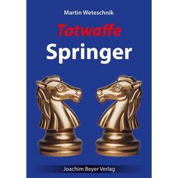Tatwaffe Springer als Buch von Heinz Brunthaler/ Martin Weteschnik