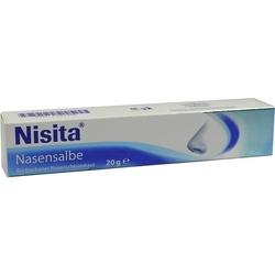 NISITA Nasensalbe 20 g