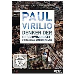 Paul Virilio: Denker der Geschwindigkeit