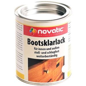 Novatic Bootsklarlack transparent seidenglänzend 375ml