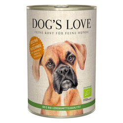 Dog' s Love  Bio Pute | Bio Hundefutter Nassfutter