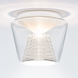 Annex Ceiling LED L - klar / Kristallglas