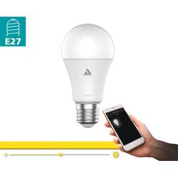EGLO LM_LED_E27 LED-Leuchtmittel, E27, 1 Stück, Warmweiß, Tageslichtweiß, Neutralweiß, Bluetooth