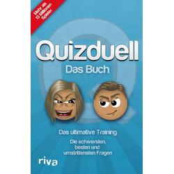 Quizduell als Buch von riva Verlag