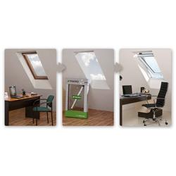 FAKRO Austauschfenster für alte Velux-Dachfenster von 1991-2000